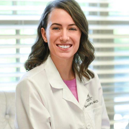 Dr. Sarah McGinty